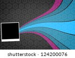 pictures on old template | Shutterstock . vector #124200076