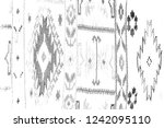 abstract background. monochrome ... | Shutterstock . vector #1242095110