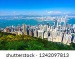 hong kong   november 5  2018 ... | Shutterstock . vector #1242097813