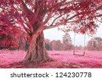 Fantastic Swing On Tree  Pink...