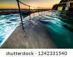 Bronte Pool  Sydney At Sunrise...