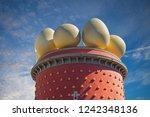 figueres  spain   30 march 2017 ...   Shutterstock . vector #1242348136