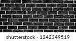 old vintage retro style black... | Shutterstock . vector #1242349519