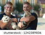 true joy of just being around....   Shutterstock . vector #1242389836