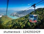 hong kong   november 6  2018 ... | Shutterstock . vector #1242502429