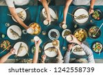fish and chips beer party... | Shutterstock . vector #1242558739