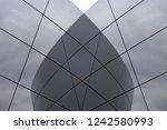 double exposure photo of... | Shutterstock . vector #1242580993