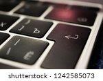 komsomolsk  khabarovsky krai...   Shutterstock . vector #1242585073
