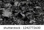 grainy distress grunge brush... | Shutterstock .eps vector #1242772630