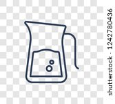 Pitcher Icon. Trendy Linear...