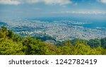 september 2018. panorama view... | Shutterstock . vector #1242782419
