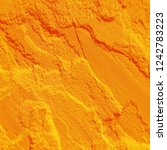gold stone texture  background. | Shutterstock . vector #1242783223