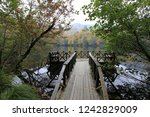 the beautiful landscapes of... | Shutterstock . vector #1242829009