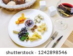 """appetizer """"cheese plate"""" with... 