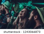 saint patrick's day party....   Shutterstock . vector #1243066873