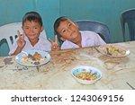 udonthani  thailand   november... | Shutterstock . vector #1243069156