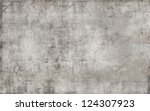 concrete texture background | Shutterstock . vector #124307923