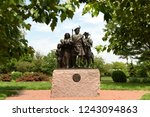 philadelphia  usa   may 29 ... | Shutterstock . vector #1243094863