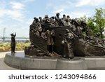 philadelphia  usa   may 29 ... | Shutterstock . vector #1243094866