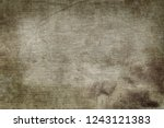 old paper canvas texture brown... | Shutterstock . vector #1243121383