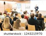 business and entrepreneurship... | Shutterstock . vector #1243215970