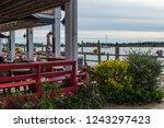 downtown beaufort north...   Shutterstock . vector #1243297423