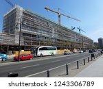 berlin  charlottenburg  ...   Shutterstock . vector #1243306789