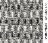 monochrome irregular cross... | Shutterstock .eps vector #1243307470