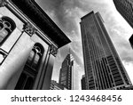 philadelphia  usa   may 29 ... | Shutterstock . vector #1243468456