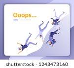 landing page templates error...