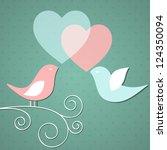 Valentine's Background With...