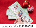 istanbul  turkey   november 28  ... | Shutterstock . vector #1243526839