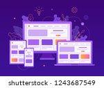 responsive web design....