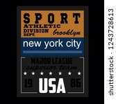 Sport Athletic  New York...