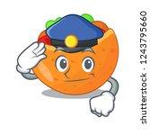 police falafel in pita in bread ...   Shutterstock .eps vector #1243795660