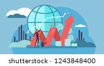 Stock Market Vector...