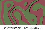 background in paper style....   Shutterstock . vector #1243863676