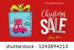 template design banner for... | Shutterstock .eps vector #1243894213