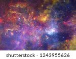 Stars  Galaxies And Nebulas In...