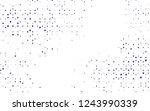 light purple vector pattern in... | Shutterstock .eps vector #1243990339