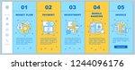 banking onboarding mobile web... | Shutterstock .eps vector #1244096176