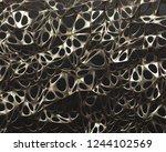 abstract background  metal mesh ... | Shutterstock . vector #1244102569