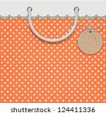 vector illustration of shopping ...   Shutterstock .eps vector #124411336