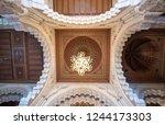 casablanca  morocco   november...   Shutterstock . vector #1244173303