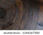 texture of brazilian rosewood ... | Shutterstock . vector #1244267500