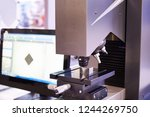 universal hardness tester with... | Shutterstock . vector #1244269750