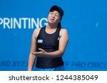 hua hin  thailand november 28... | Shutterstock . vector #1244385049