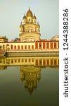 dakshineswar kali temple of... | Shutterstock . vector #1244388286