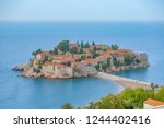 scenic view of saint stephen ... | Shutterstock . vector #1244402416