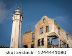san francisco  ca   usa  ... | Shutterstock . vector #1244441080